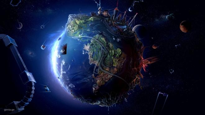 Человечество исчерпало годовой объем возобновляемых ресурсов Земли