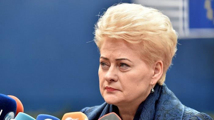 Европейцы ответили Грибаускайте на «заманчивое» громкое заявление: «Иди лесом»