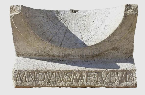 Найдены отлично сохранившиеся древнеримские часы
