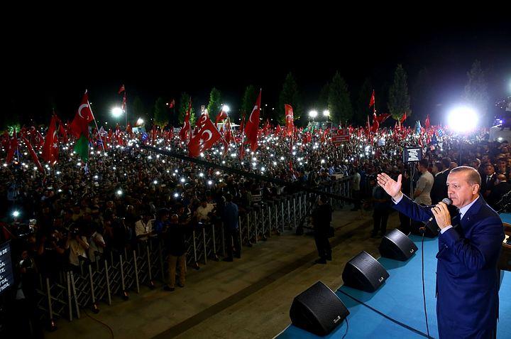 Эрдоган не прочитал ни одной книги о дипломатии, зато он может их писать