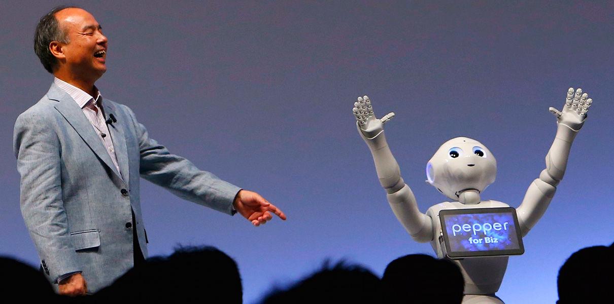 Глава Softbank: «Через 30 лет мы достигнем сингулярности»