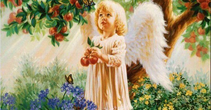 Узнай у Ангела, что тебя жде…