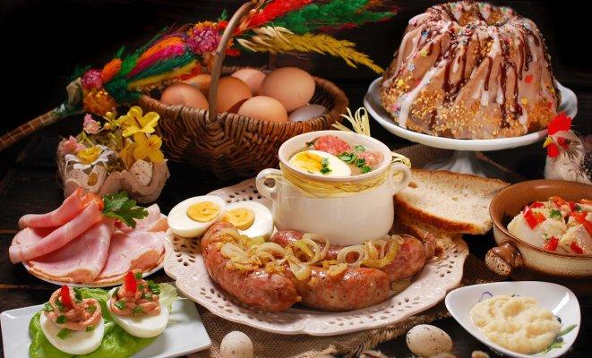 Встречаем Пасху шикарным праздничным столом! Необычно и очень вкусно!