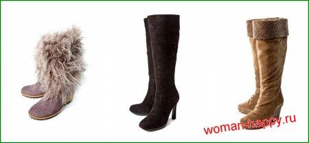 Новости с подиума: модная женская обувь следующей зимы