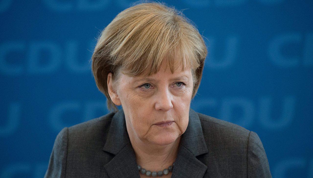 Меркель объявила новую историческую эпоху