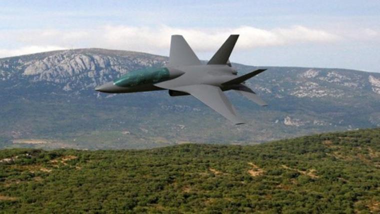 Турция решила разработать реактивный учебно-тренировочный самолет