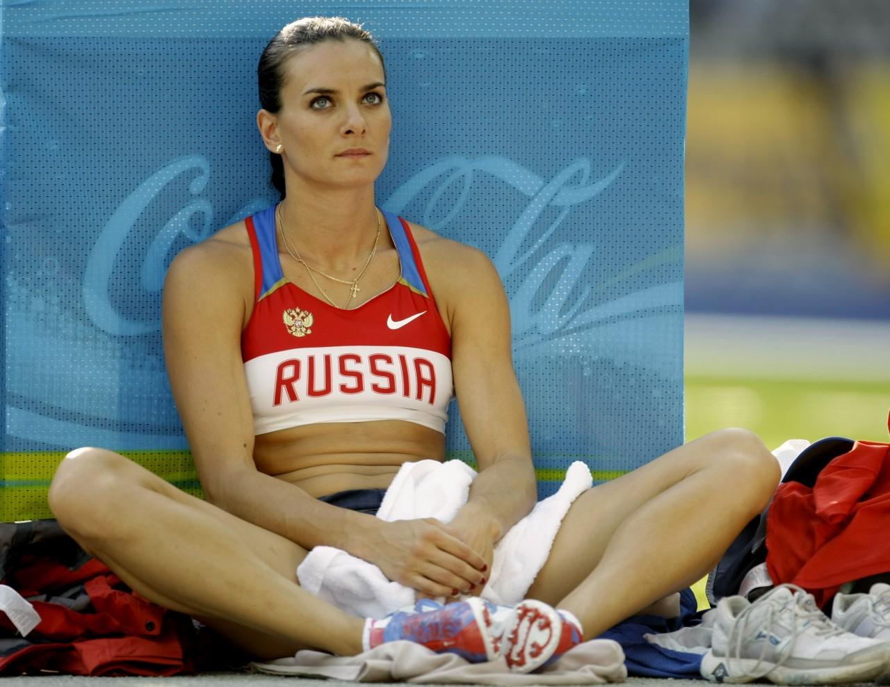 Исинбаева о своем недопуске к Олимпиаде в Рио: я никогда не прощу