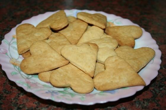 Галетное печенье - рецепт на конкурс от Кати