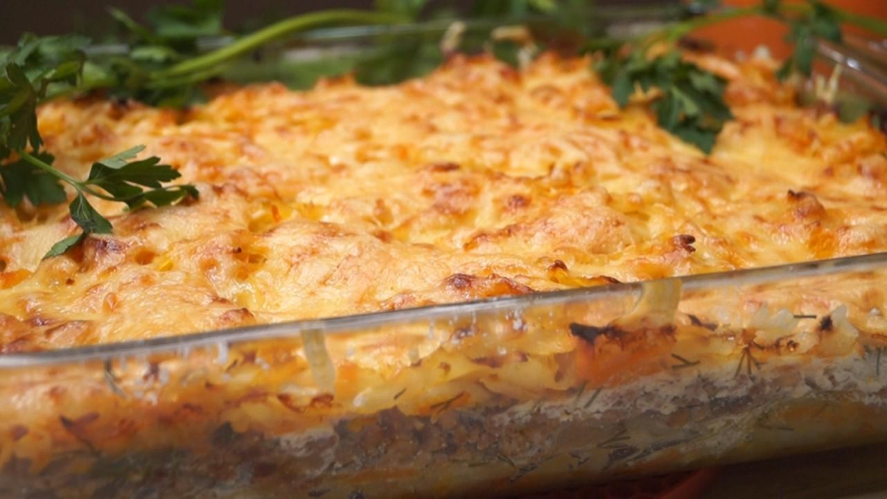 Потрясно Вкусная Запеканка из капусты! Ужин для всей семьи!
