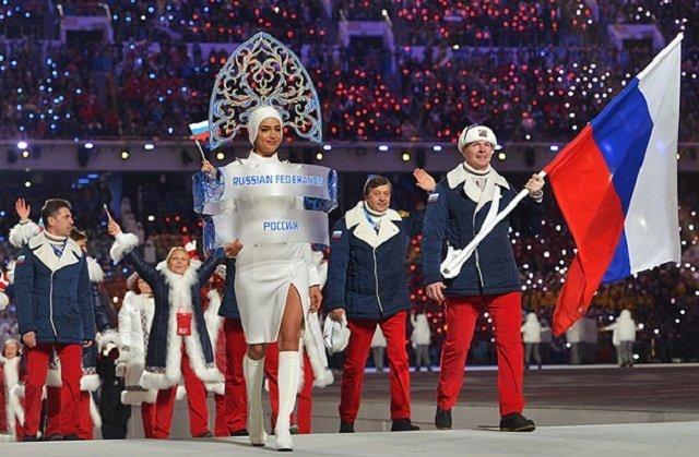 Готов дизайн олимпийской формы для «чистых» спортсменов РФ