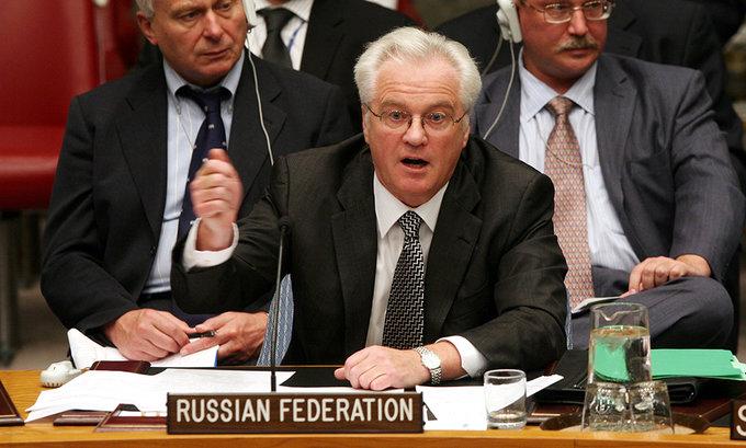 В Нью-Йорке скончался великий дипломат, постоянный представитель РФ при ООН Виталий Чуркин.
