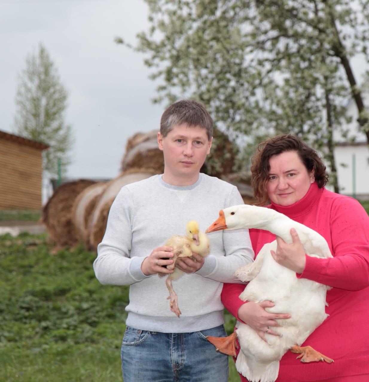 Григорий и Вероника КАРПОВЫ: Мы уехали из шумной Москвы в село НАВСЕГДА