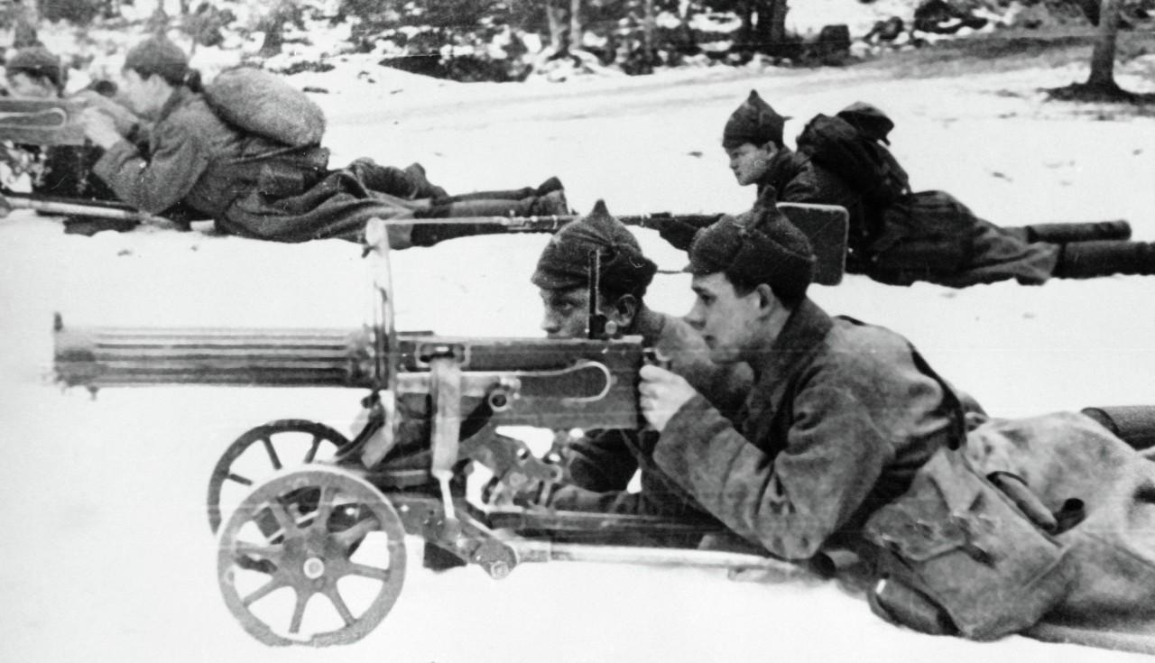 О советской «агрессии» 1939-1940гг. против Финляндии.
