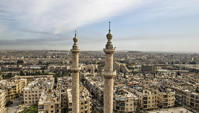 Новости Сирии. Сегодня 3 августа 2017
