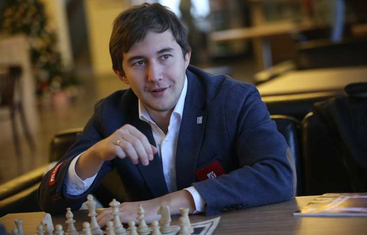 Шахматист Сергей Карякин рассказал, как относится к Гарри Каспарову