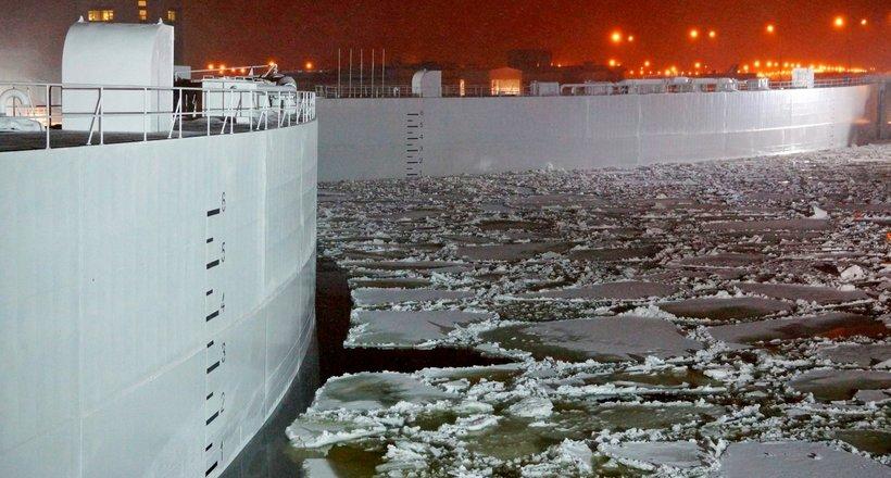 Дамба в Санкт-Петербурге: как город на Неве защитили от наводнений