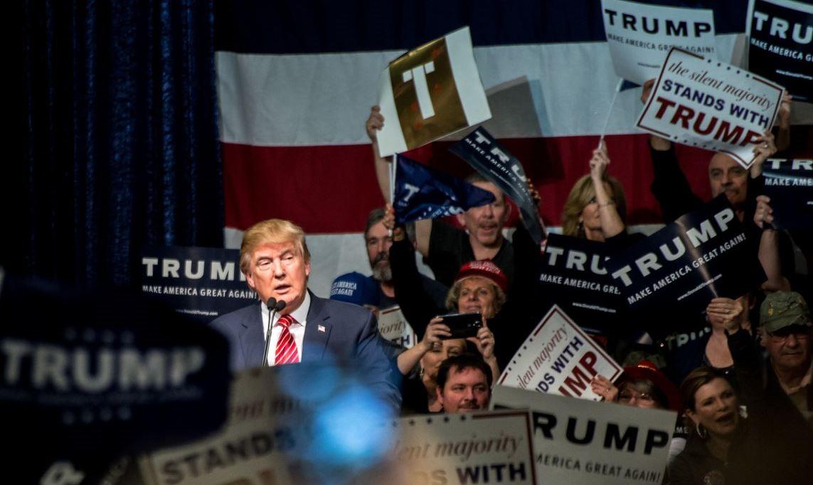 Трамп и революционные настроения в Америке