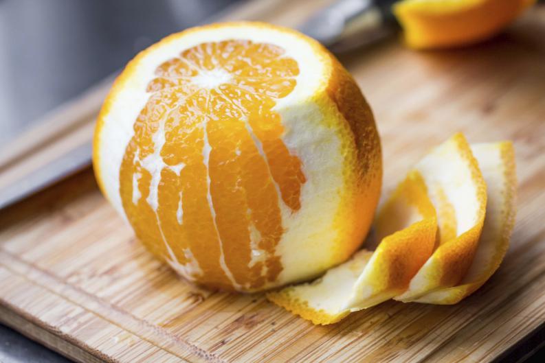 Какую пользу приносит апельсин и его цедра