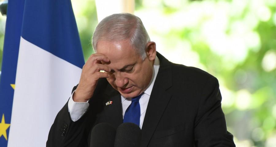 Премьер Израиля не заметил микрофон и сказал все, что думает о Евросоюзе