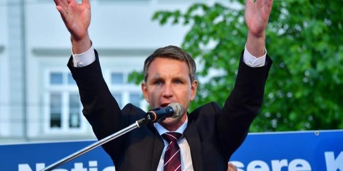 Немецкий политик призвал перестать извиняться за преступления нацизма