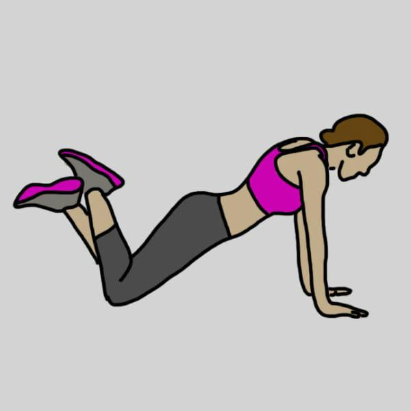 8 упражнений, которые избавят вас от дряблости рук