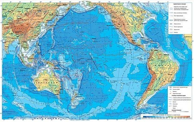 Тихий океан - самое загадочное место Земли