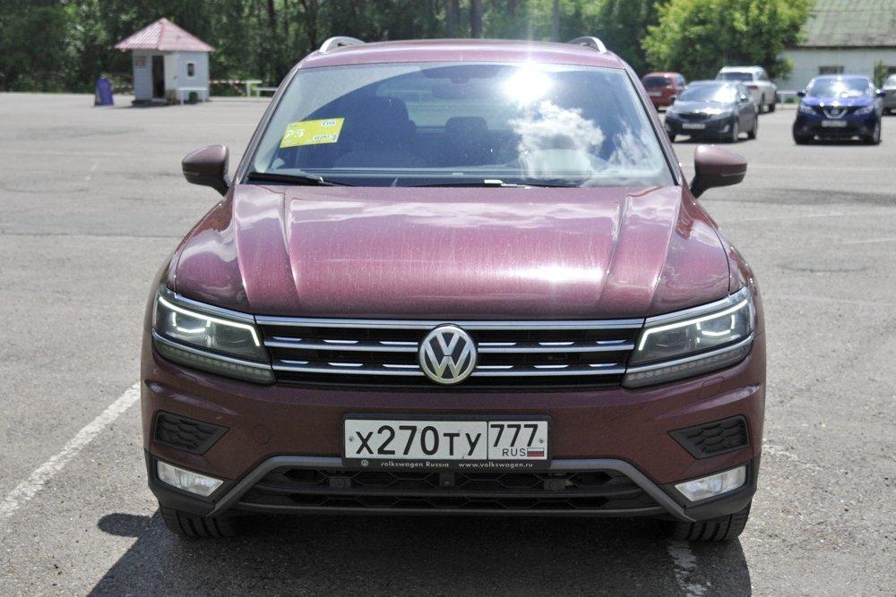 Тест-драйв: Чем удивил дизельный Volkswagen Tiguan