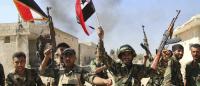 Война в Сирии : новые освобождения