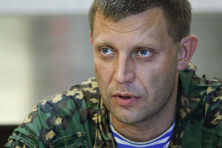 Захарченко: нам неинтересно торговать с Украиной, пускай мерзнут, если хотят