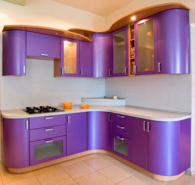 кухни маленькие угловые в хрущевке