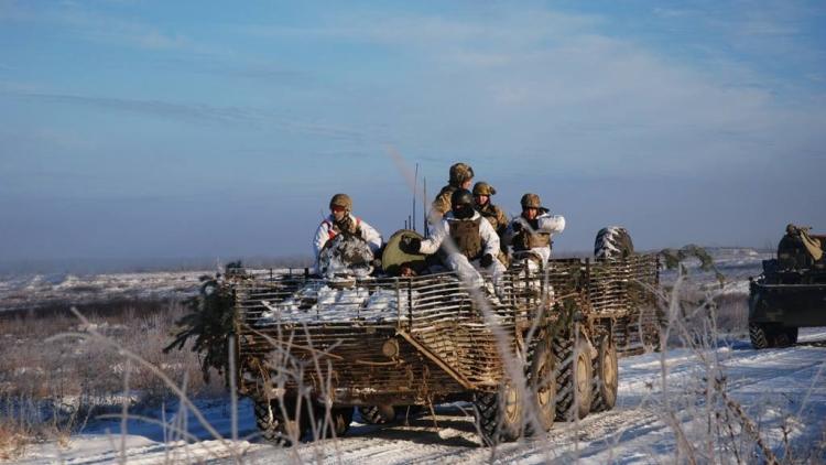 Марочко заявил, что ВСУ готовятся к силовому захвату Донбасса