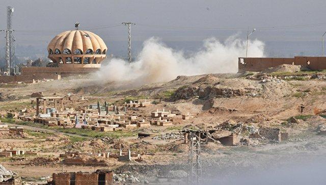 Дейр эз-Зор стал краеугольным камнем Сирии