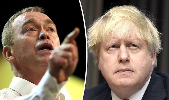 Daily Express: Бориса Джонсона за отказ от визита в Россию назвали «вашингтонским пуделем»