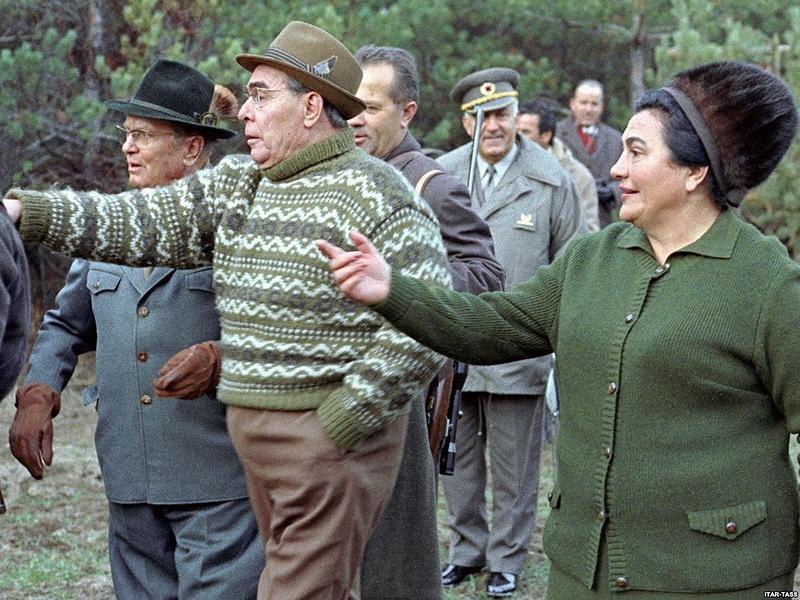 СССР. 1973 год в цвете
