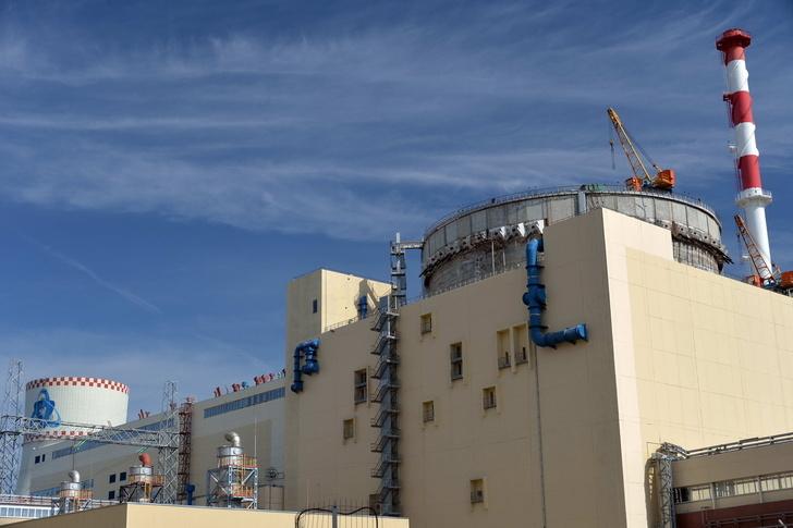 На новом энергоблоке №4 Ростовской АЭС завершена сборка реактора