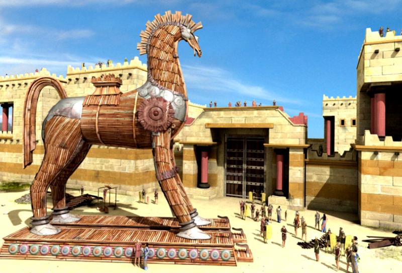 Троянская война: нам врали
