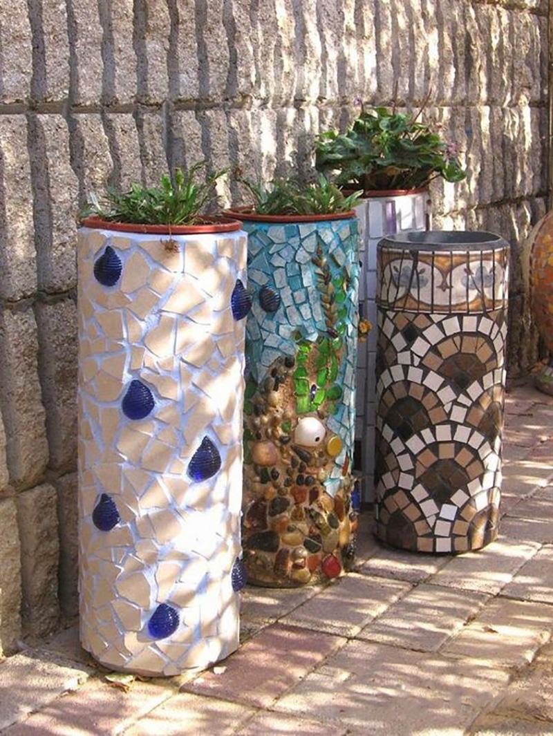 мозаика из плитки дизайн