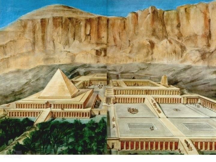 Война, золото и пирамиды… Пирамиды Среднего царства. (Часть девятая)
