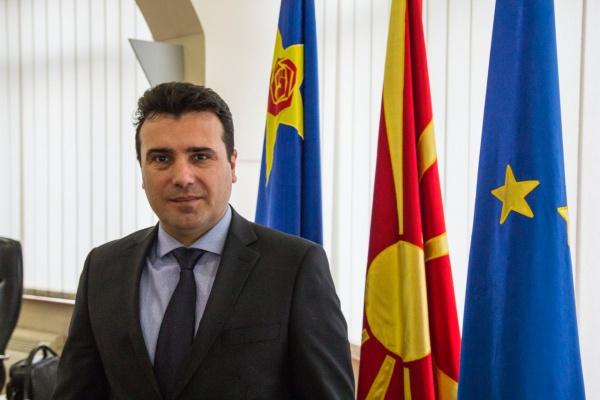 Премьер Македонии готов науступки Греции поповоду названия страны