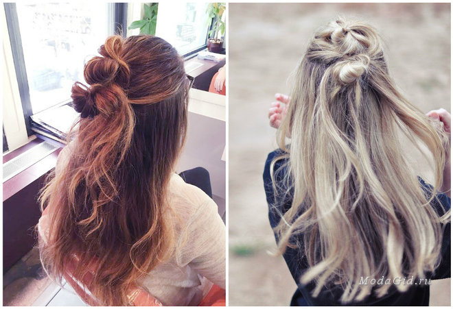 5 модных причёсок на осень 2016