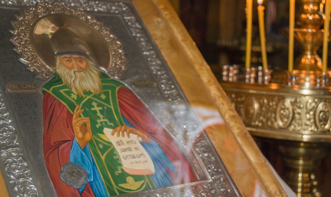 Освятивший Киева воскрешенье