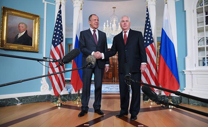 Русские втихомолку посмеиваются над Соединенными Штатами