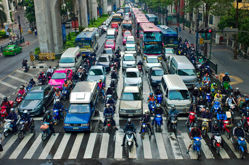 Призыв к мотоциклистам