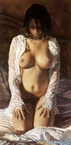 картины голые девушки