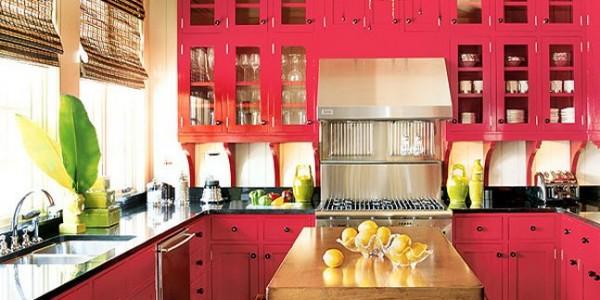 красная кухня-12