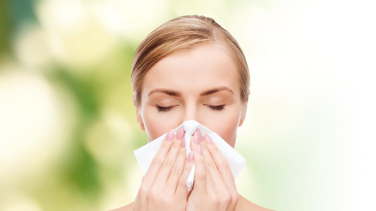 Аллергия на коже - причины и 93
