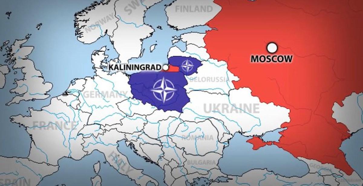 Попытка НАТО забрать у Росси…