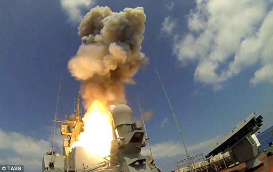 Действия России на случай нападения США в Сирии