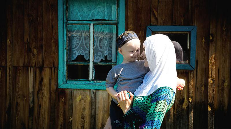 Татарская деревня глазами польского фотографа Алиции Юсуповой