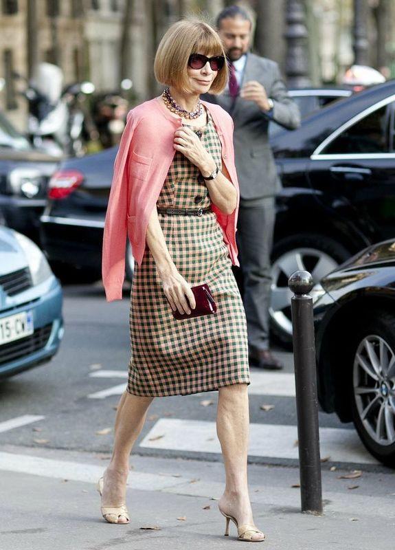 16 модных приёмов, которым учат иконы стиля старше 45 лет